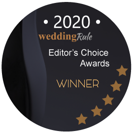 Wedding Rule 2020 Editors Choice Award Winner
