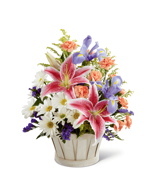FTD Wonderous Nature Bouquet