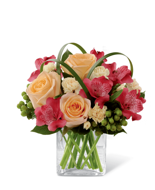 FTD All Aglow Bouquet
