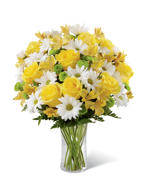FTD Sunny Sentiments Bouquet
