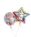 2 Mylar Balloons