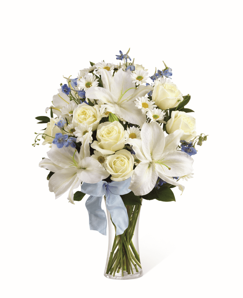 FTD Sweet Peace Bouquet - Deluxe