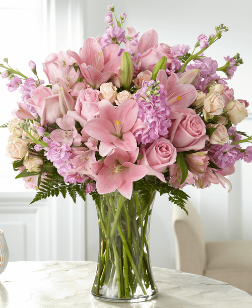 FTD Wishes & Blessings Bouquet - Premium