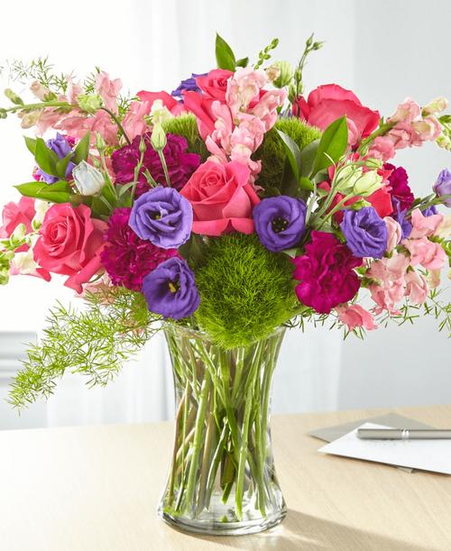 FTD Charm & Comfort Bouquet - Premium