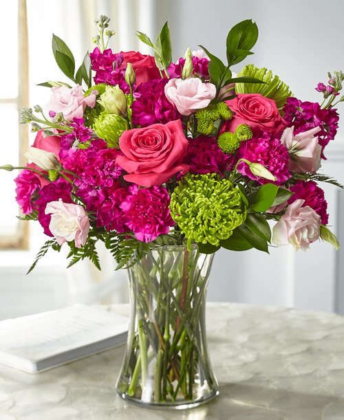 FTD Everlasting Embrace Bouquet - Deluxe