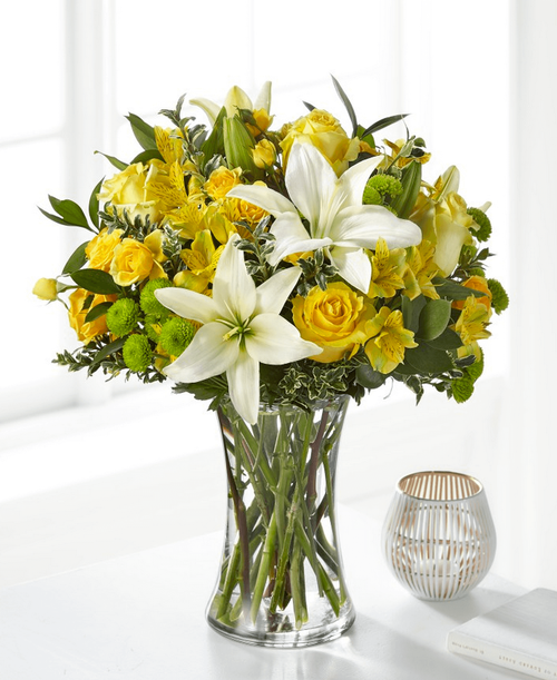 FTD Hope & Serenity Bouquet