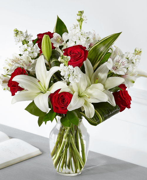 FTD Loving Respect Bouquet - Deluxe