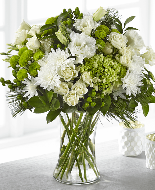 FTD Thoughtful Sentiments Bouquet - Delu