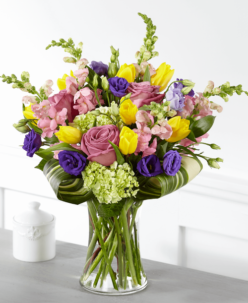 FTD Wondrous Memories Bouquet - Premium