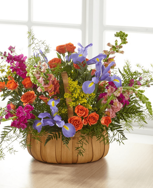 FTD Garden of Life Basket