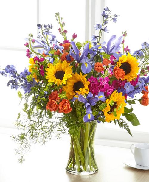 FTD Rays of Life Bouquet - Premium