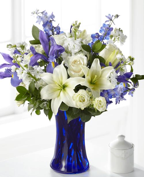 FTD Calming Comfort Bouquet - Deluxe