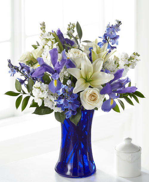 FTD Calming Comfort Bouquet