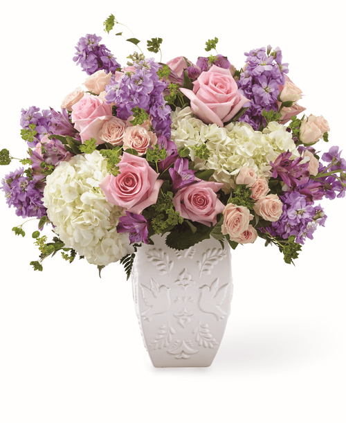 FTD Peace & Hope Lavender Bouquet, Best